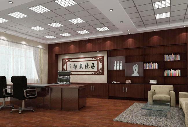 总经理办公室装修设计