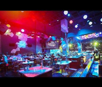 M2 CLUB酒吧装修设计