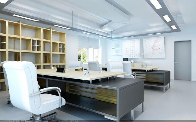 办公室轻骨架石膏板隔断