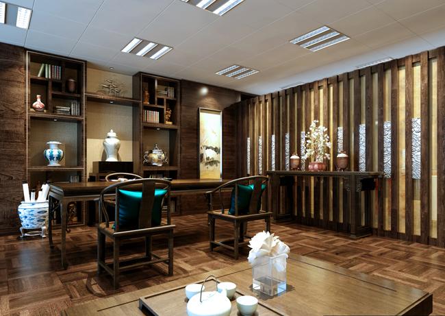 80平米办公室装修设计方案