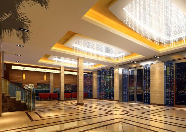 酒店装饰设计色彩的搭配