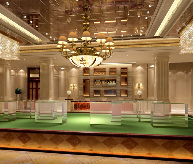 酒店设计有哪些装修风格