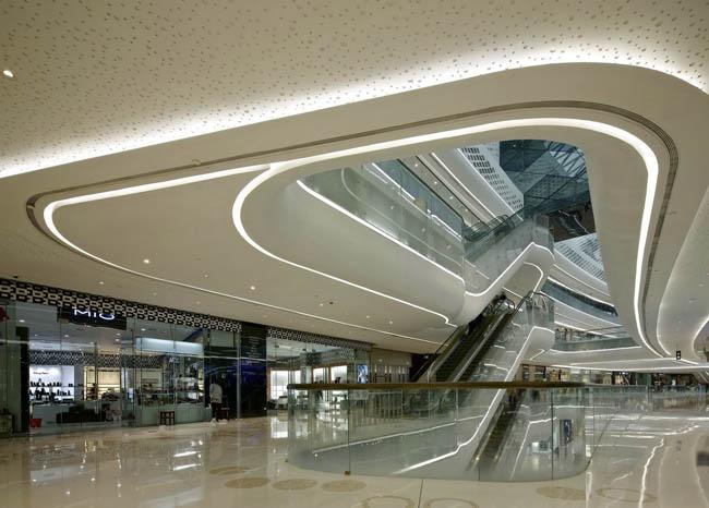 商场装修设计效果图