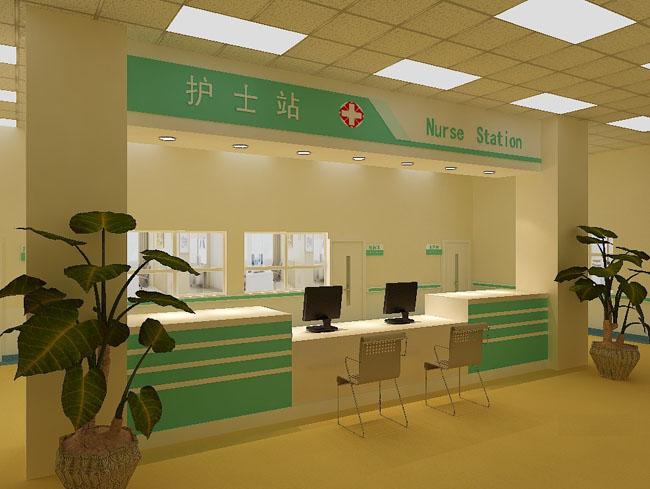 医院装修设计效果图