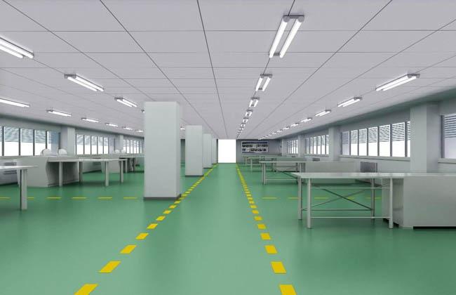 厂房装修设计效果图