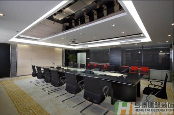 未来城办公室装修设计效果图