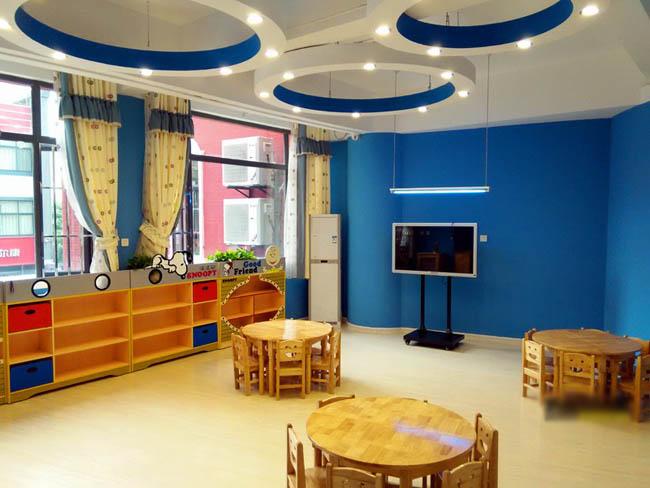 幼儿园装修设计施工