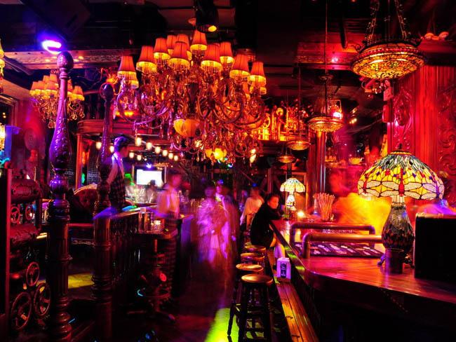 酒吧装修设计注意事项