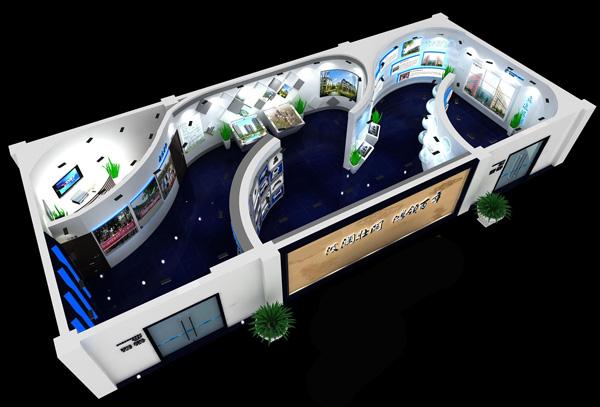 合肥展厅装修设计效果图
