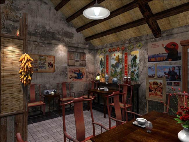 主题餐厅装修风格 设计让餐厅富有灵魂