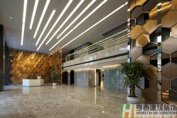 科兴科学园集团办公总部装修设计