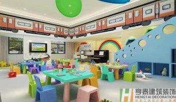 六安市社区幼儿园装修项目