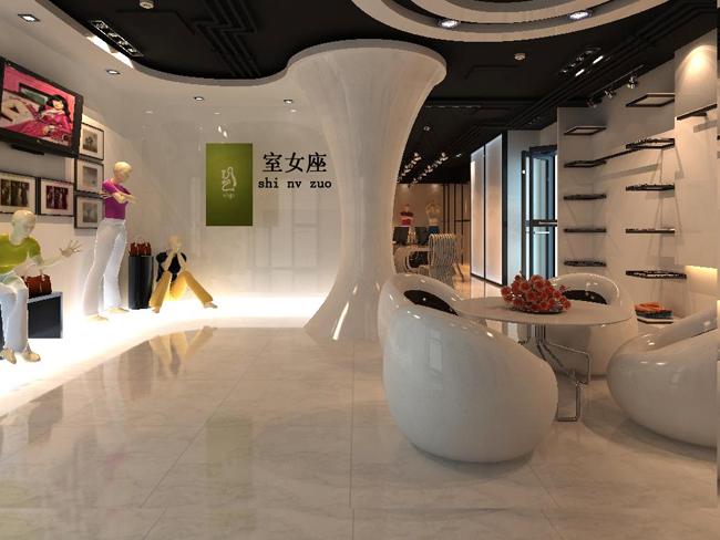 服装店装修设计的更加有吸引力