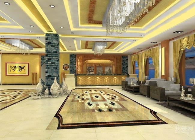 酒店装修设计如何让空间更大
