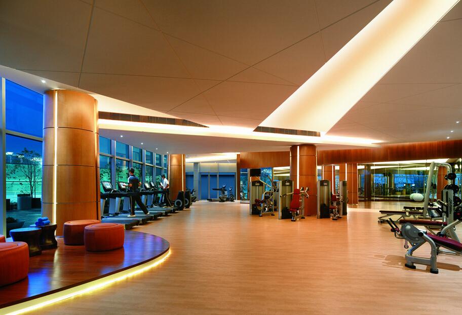 健身房装修设计区域的合理划分