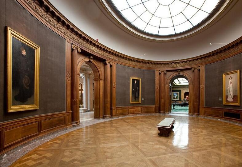 美术馆装修设计 艺术和美不可或缺