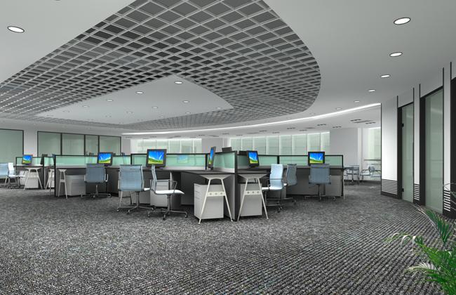 合肥写字楼办公室装修设计