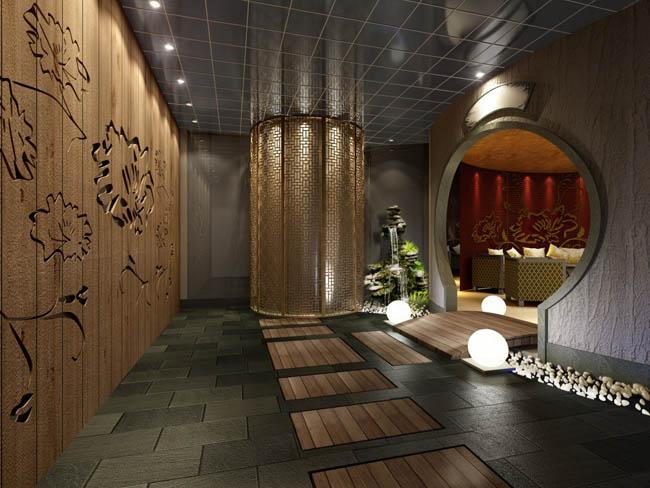 特色酒店装修设计知名国际设计师图片