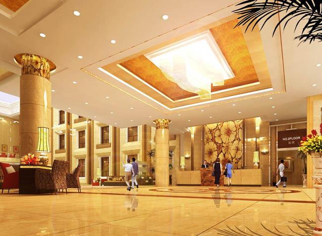 特色酒店装修设计