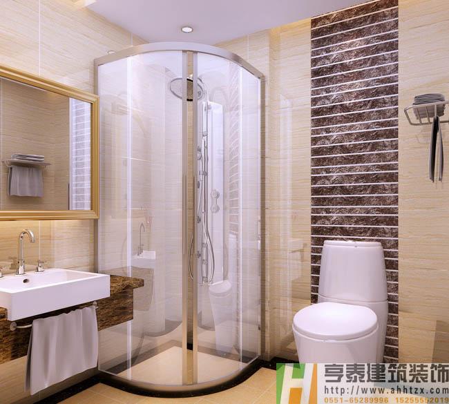 酒店卫生间装修设计 现代装饰引领潮流