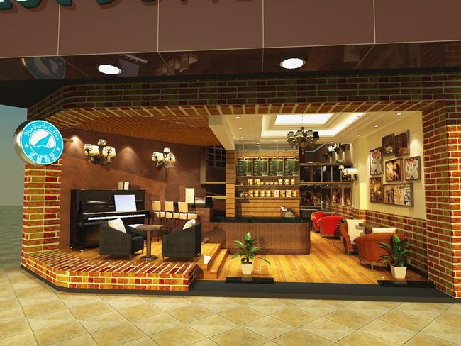 合肥咖啡店装修设计 如何定风格和选址