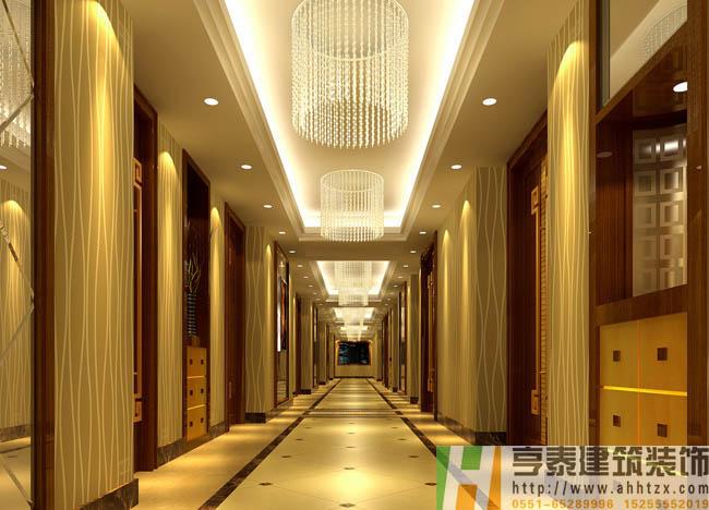 酒店装修设计选择合适的主题