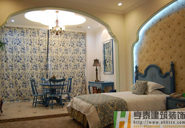 酒店装修设计选择合适的主题-亨泰装饰