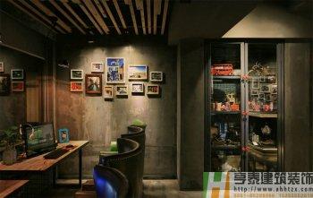 TATA特色主题咖啡厅装修设计