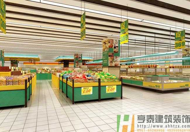 超市瓷砖的选购注意事项-亨泰装饰