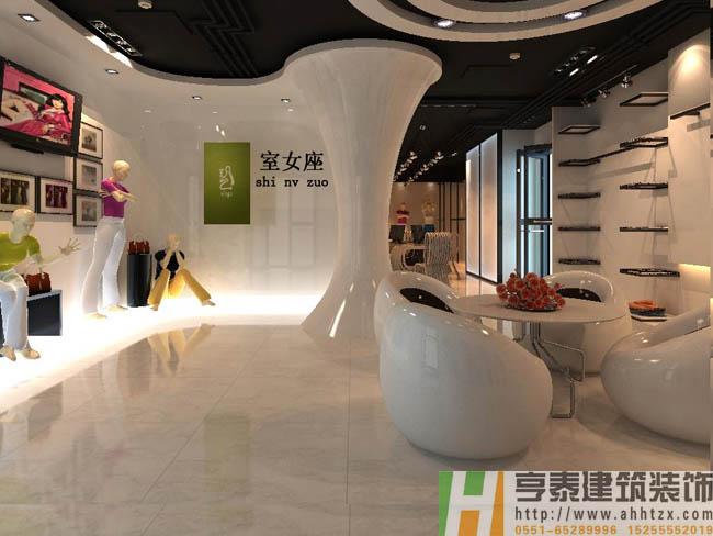 合肥服装店装修设计 卖场当中如何提升竞争力
