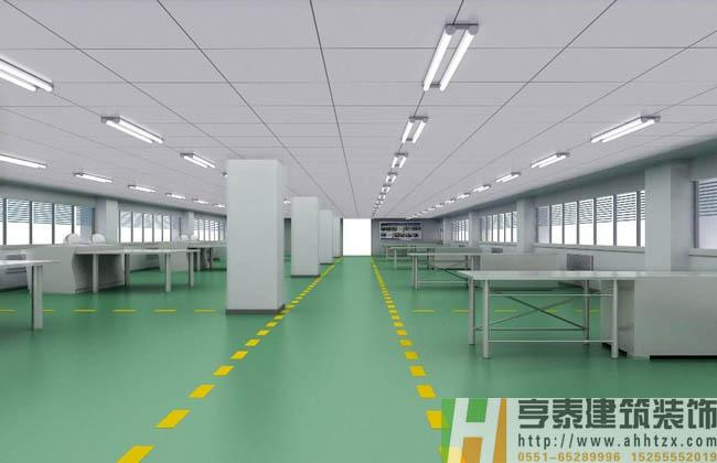 厂房装修施工材料的选用很关键
