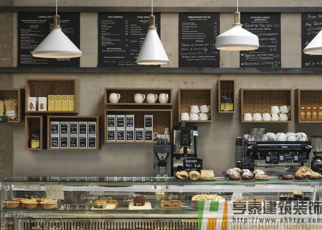 咖啡店装修施工 如何营造香醇舒缓氛围