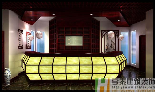 安徽茶楼装修 设计以人为本