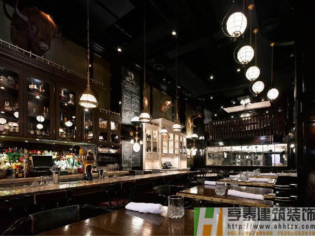 合肥西餐厅装修设计 如何让地域文化融入其中