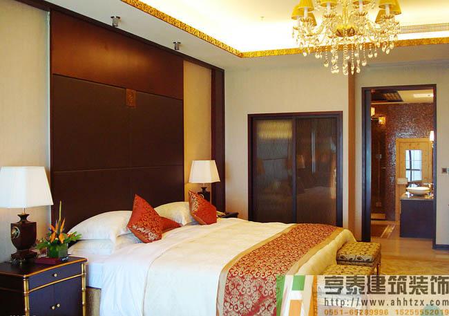 宾馆装修施工不能马虎 设计从客户出发