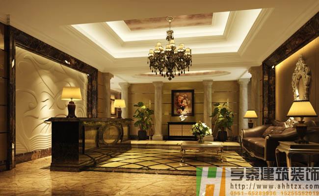 宾馆装修设计从客户出发
