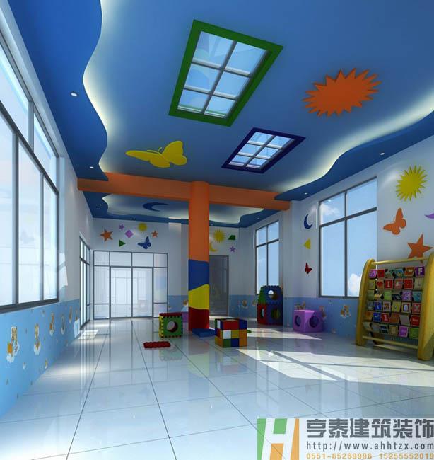 幼儿园装修设计六大性能要素
