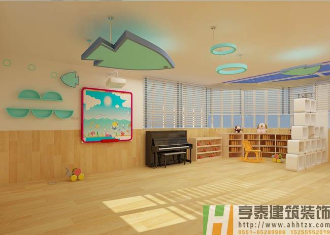 幼儿园科学探索区墙面装饰